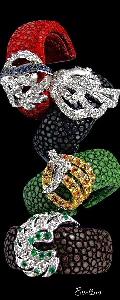 Luxury jewels and diamonds #Luxurydotcom