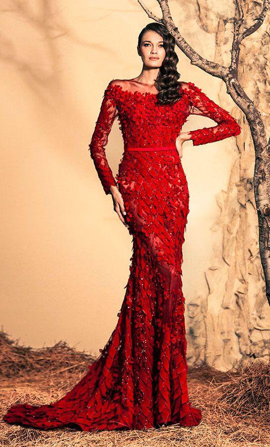 @Maysociety Ziad Nakad Haute Couture - Fall/Winter 2015