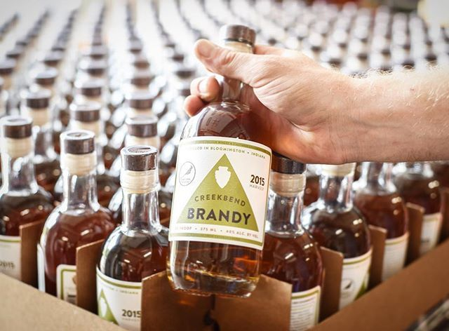 Creekbend Brandy Bottle Release Is Friday Our Collab With