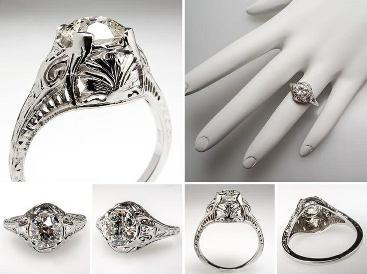 Beautiful  best Vintage jewelry images on Pinterest Vintage jewelry Jewelry and Vintage rings
