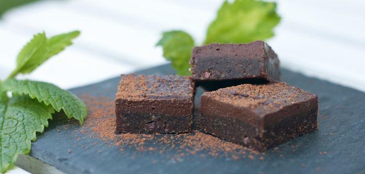 Raw brownie – uden mel, sukker, æg eller mælk
