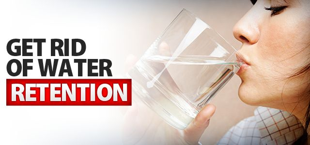 Get rid of water retention...some info may be hard to understand without some type of knowledge of medical terms but the points are clear.