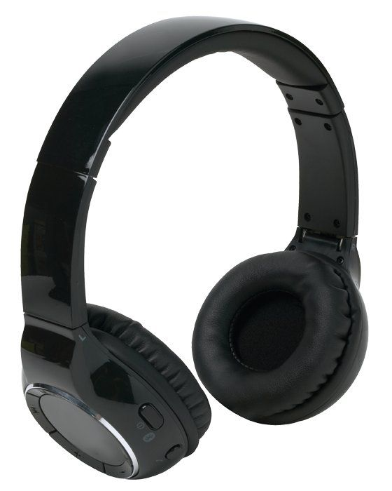 Solo Bluetooth Headset • Wireless headphones to listen to your music or phone conversation with incredible clarity.
