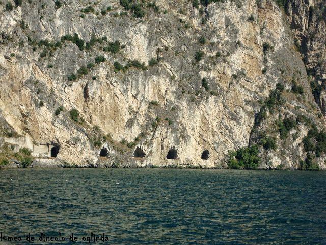 Lumea de dincolo de oglinda: Limone sul Garda...