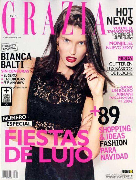 Bianca Balti (2013.12.11. Grazia)