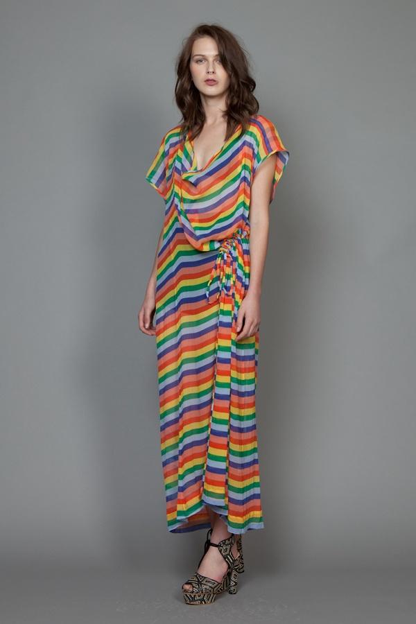 Spring Leap Dress