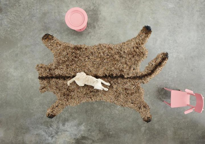 Roadkill Carpet by CarpetSign