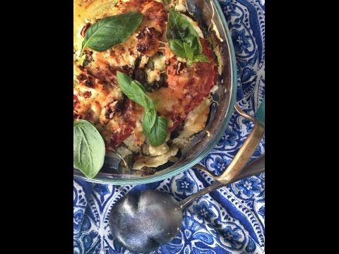 Kesäkurpitsa-tomaattivuoka | Maku