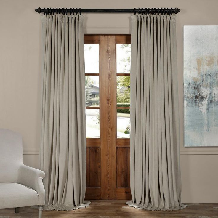 17 Best Ideas About Velvet Curtains On Pinterest