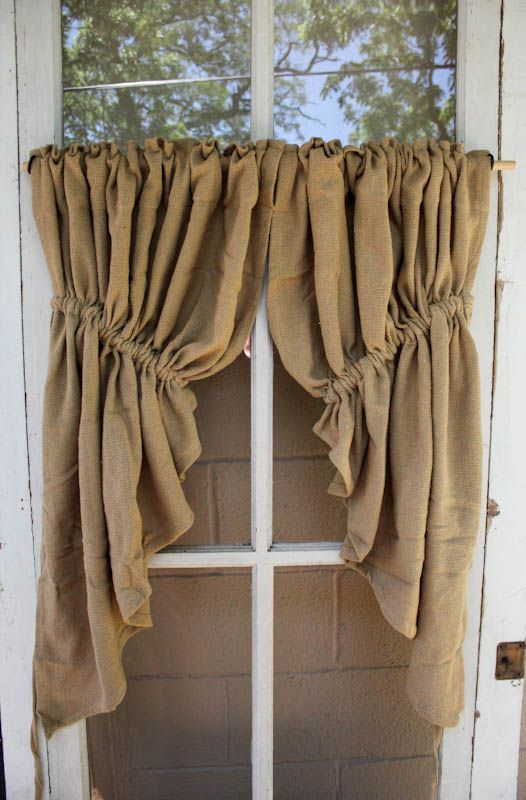 Best 25 Primitive Curtains Ideas On Pinterest Country