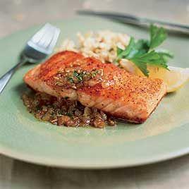 America S Test Kitchen Pan Seared Salmon