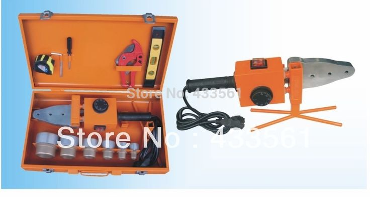 (41.33$)  Buy here - http://aivte.worlditems.win/all/product.php?id=1238155318 - Portable welding machine/Quality socket fusion machine in Size scope DN20-DN63  Power input 750W-1500W and great  for plumbing