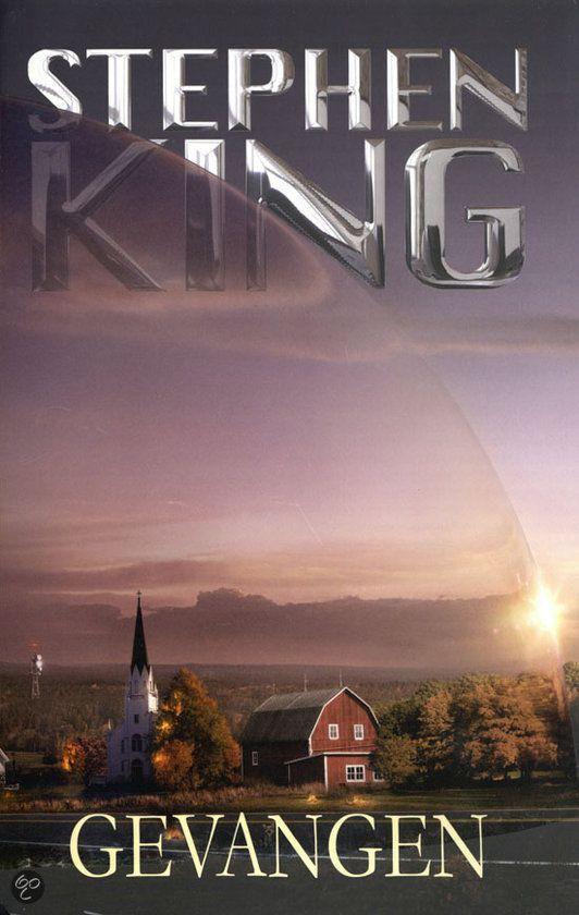 bol.com | Gevangen, Stephen King | Boeken