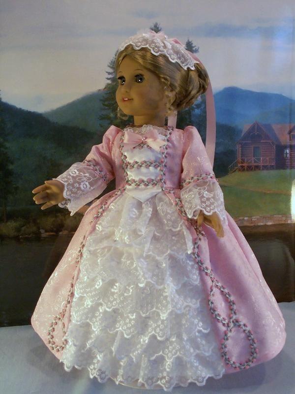 Williamsburg Ballgown for Elizabeth 1774, by drommer0 | eBay