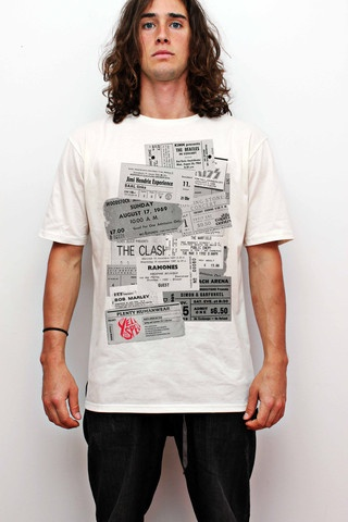 The scalper tee