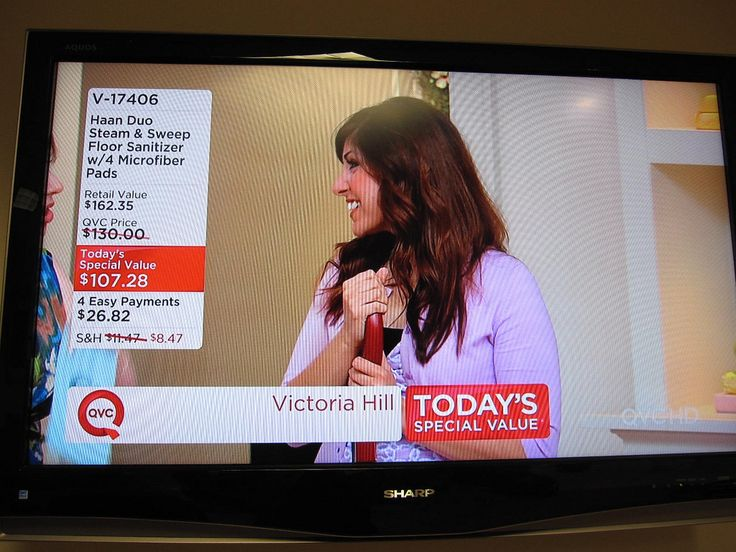 QVC HAAN Duo TSV   On Air Guest Host
