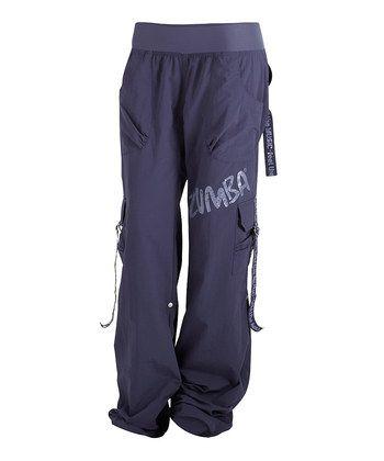 My FAVES! Indigo Feelin' It Cargo Pants
