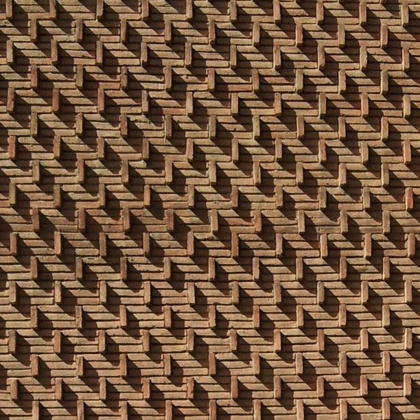 origen artificial material ladrillos relieve medio lneas