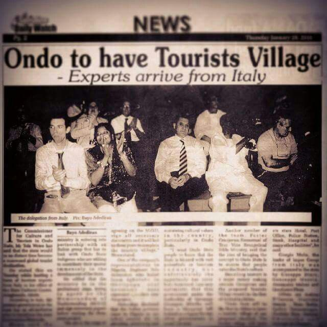Me and other technicians at Akure (Nigeria) - Article on Sunshine Daily Watch Newspaper - 28th of January 2010 #OndoState #SunshineState #Akure #Nigeria #CelebrityForOneDay #SunshineDailyWatchNewspaper #ConstructionProject #Engineering #Architecture #planning #projectmanagement #myfirstinternationalexperience#jobexperience #Africa #bigprojects #businessman #projects #progetti #ingegnere #ingegnerecivile #ingegneria