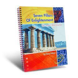 Seven Pillars of Enlightenment Die Sieben Pfeiler der Erleuchtung. Auch als kostenfreie Downloads erhältlich. Willst Du die 7 Pfeiler als PDF haben? Dann besuche diese Webseite: https://avatar-steffen-schojan.incms.net/?uid=72