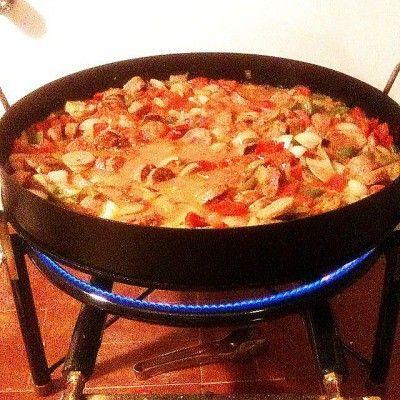 Chorizos a la Pomarola Lo mejor es hacerlos al disco, pero si no tenés uno podés…