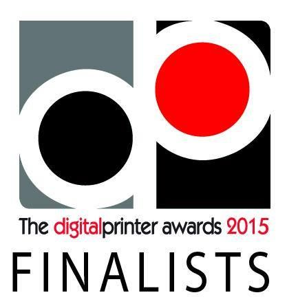DG3 have been shortlisted for the 'Books' category and 'Photobooks, Yearbooks and Hard cover reports' at this years Digital Printer Awards, taking place in November. We are overwhelmed with these nominations.