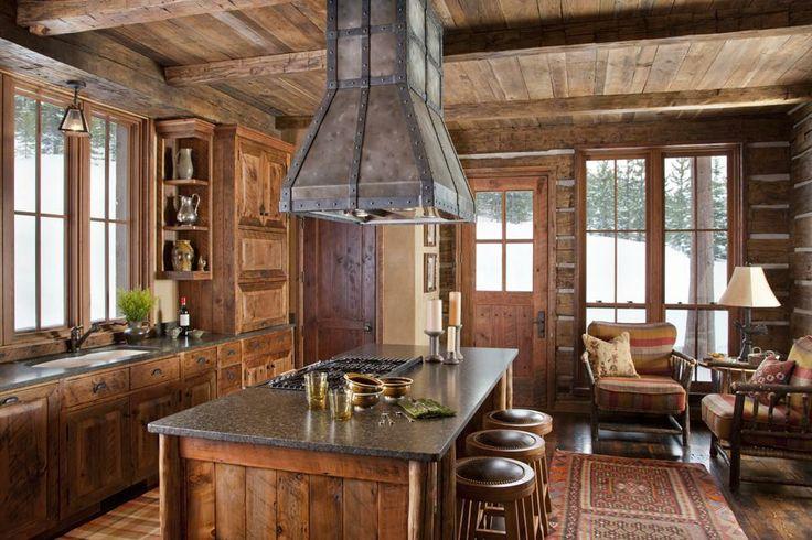 Moonlight Basin Ranch - Architect Portfolio | Miller Architects