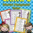 The CHAMPS Behavior Management Notebook Version is designed for easy communication between you and your students. Each sign tells your students wh...
