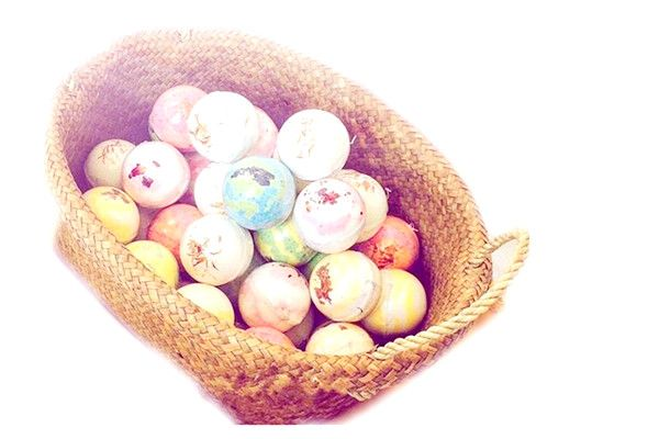 1pc Bath Bomb Ball Bombs Bombe De Bain Oil Balls Wholesale Aromatherapy Salts Aais De Banho Relaxante Bagnoschiuma Spa Salt
