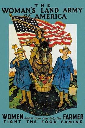 The Womans Land Army of America