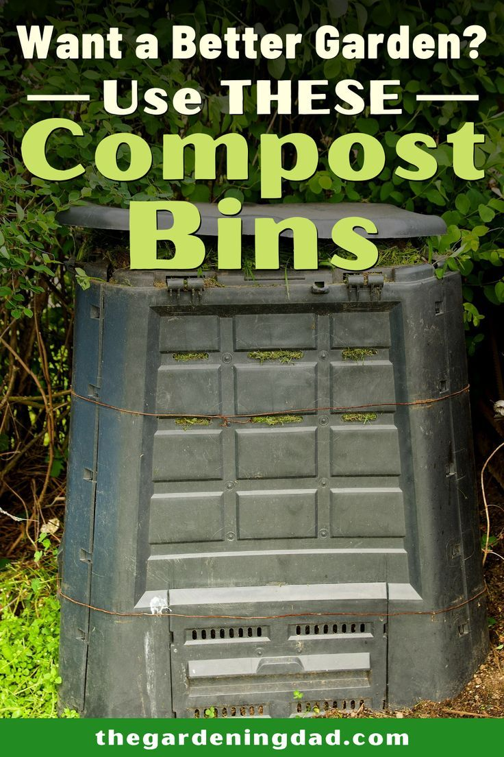 10 Best Compost Bins For A Better Garden The Gardening Dad Best Compost Bin Compost Bin Compost Bin Diy