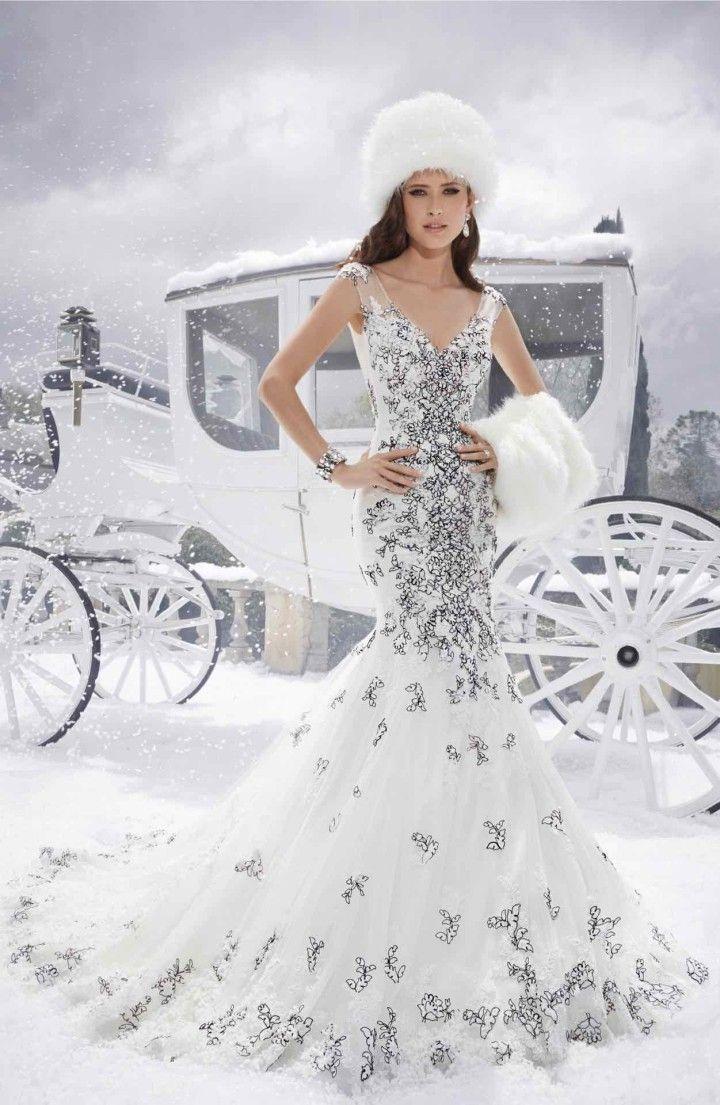 130 best Bridal-Not Always White images on Pinterest | Wedding ...