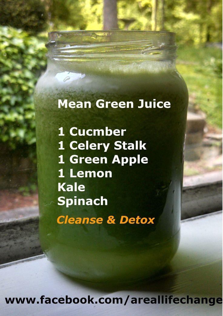 Mean Green Juice Recipe http://eatdojo.com/healthy-smoothies-weightloss-detox-clean/ http://eatdojo.com/healthy-smoothies-weightloss-detox-clean/
