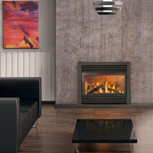 BGD34 It's a small world  Napoleon's smallest direct vent gas fireplace and perfect for rooms with limited space.