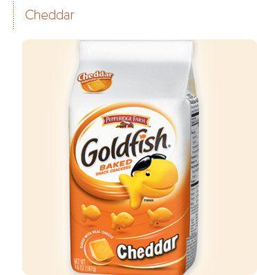 Pepperidge Farm® - Goldfish® Cheddar