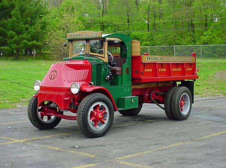 1926 Mack AC recently restored by Pfahl's Mack and Antique