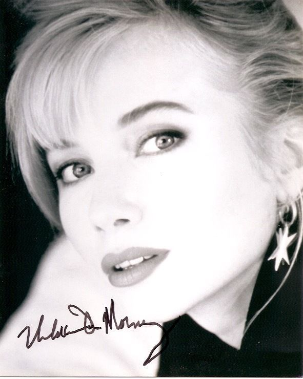 Rebecca De Mornay Risky Business The Hand That Rocks the Cradle 8x10 Photo COA