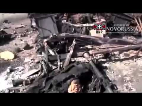 "War in Ukraine. Part 2 The Ambush for the Kiev Battalion ""Aydar"""