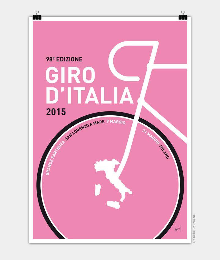 Giro Italia 2015 Fuente: www.chungkong.nl