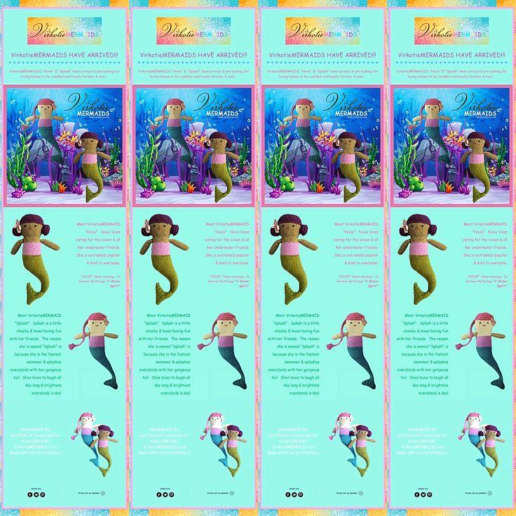 VIRKOTIE Mermaids