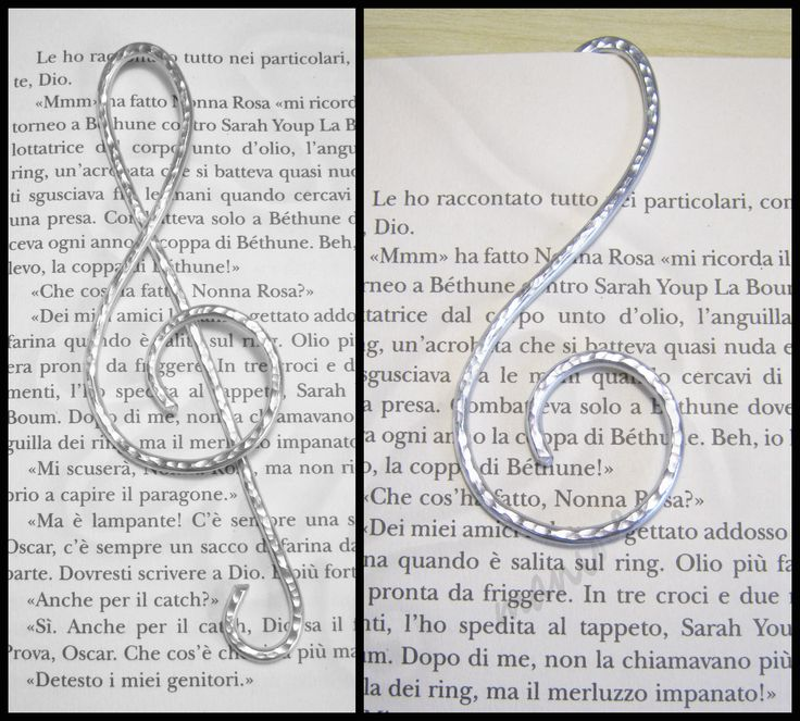 wire book marker