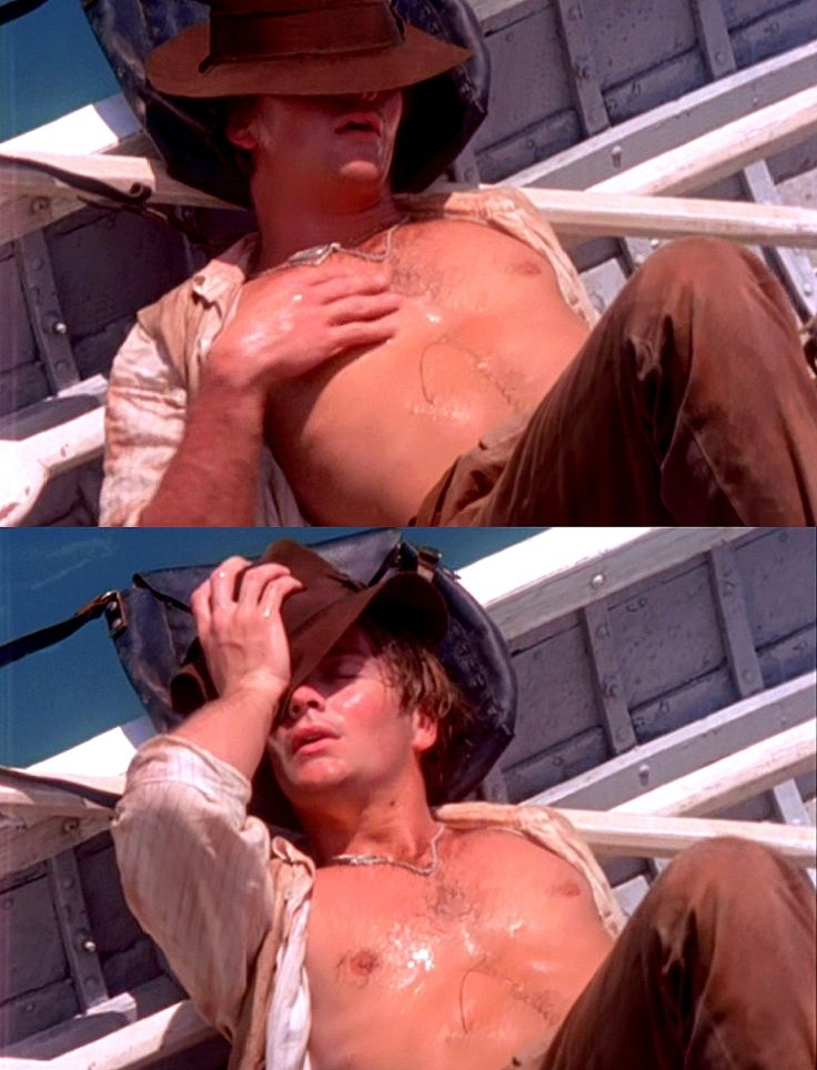 Sean Patrick Flanery as Young Indiana Jones
