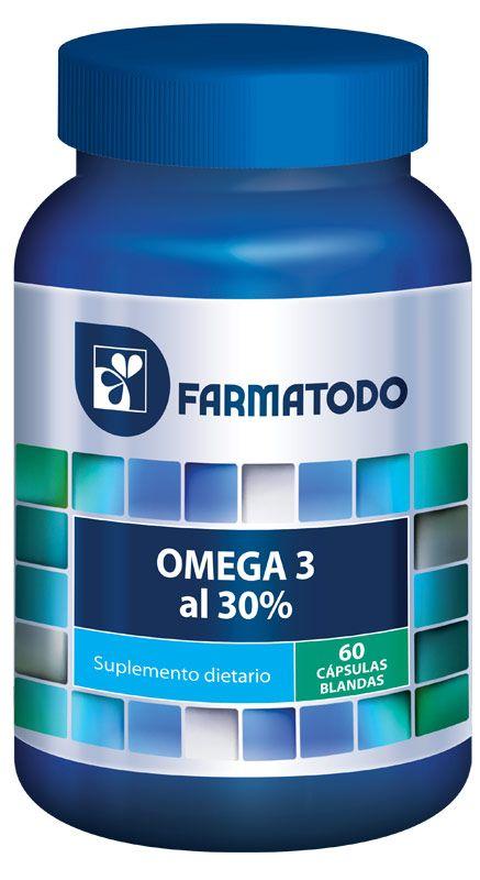 OMEGA 3 - Farmatodo