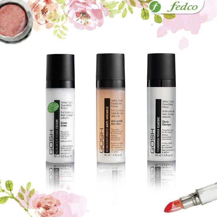 #MorningRitual  El Primer es un producto perfecto para iniciar tu rutina de maquillaje. Acondiciona la piel y ayuda a que tu look sea más duradero.  ¡Conoce los Primers de GOSH y elige tu favorito!