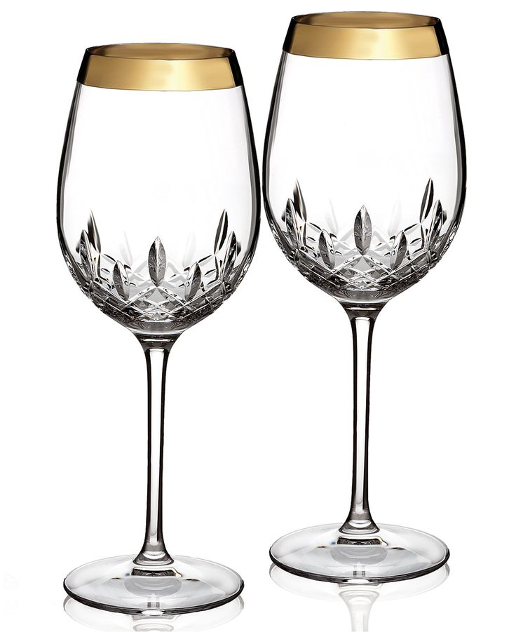 25 best ideas about waterford wine glasses on pinterest crystal glassware crystal stemware - Wedgwood crystal wine glasses ...