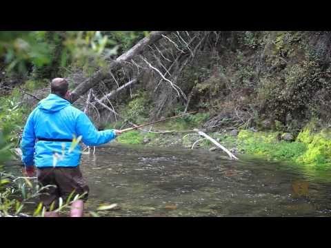 ▶ Tenkara Rod Co. - YouTube.  Tenkara fishing.