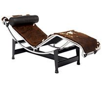 LC4 Chaise Longue - Cowhide - the ultimate classic