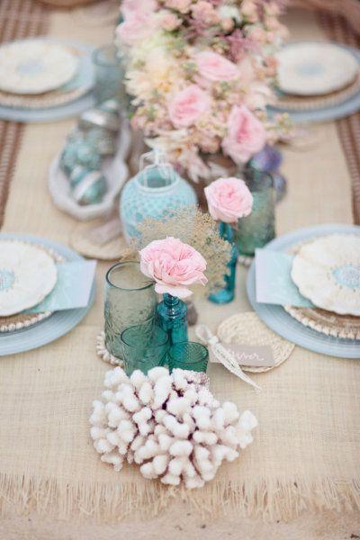 décoration mariage pastel wedding