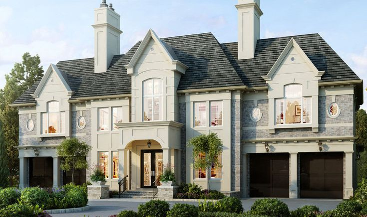 64 best images about luxury homes on pinterest mansions for Richmond hill home builders