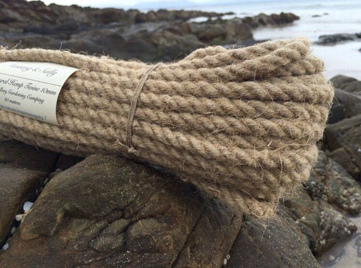 A personal favourite from my Etsy shop https://www.etsy.com/au/listing/551063632/natural-hemp-rope-10-metres-10mm